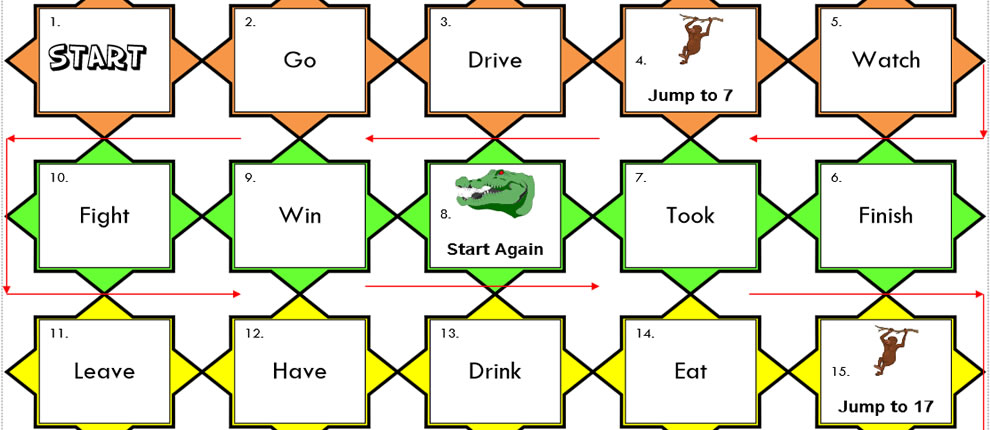 Free Esl Fun Games Interactive Grammar Vocabulary Games For