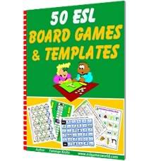ESL Lounge  ESL Lesson Plans Printables Games